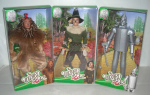 Barbie Collectors Special Addition Oz Characters