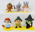 2013 Happy Meal Wicked Witch of the West Wizard of Oz Toys