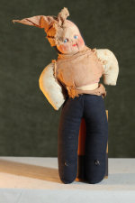 Rare Handmade Scarecrow from the Wizard of Oz