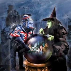 Wizard of Oz Flying Monkeys Wall Art